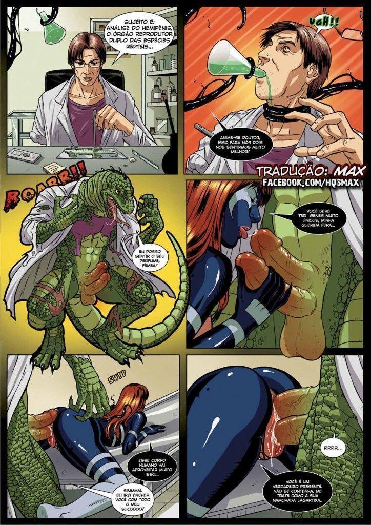 homem aranha erótico Symbiosis (13)