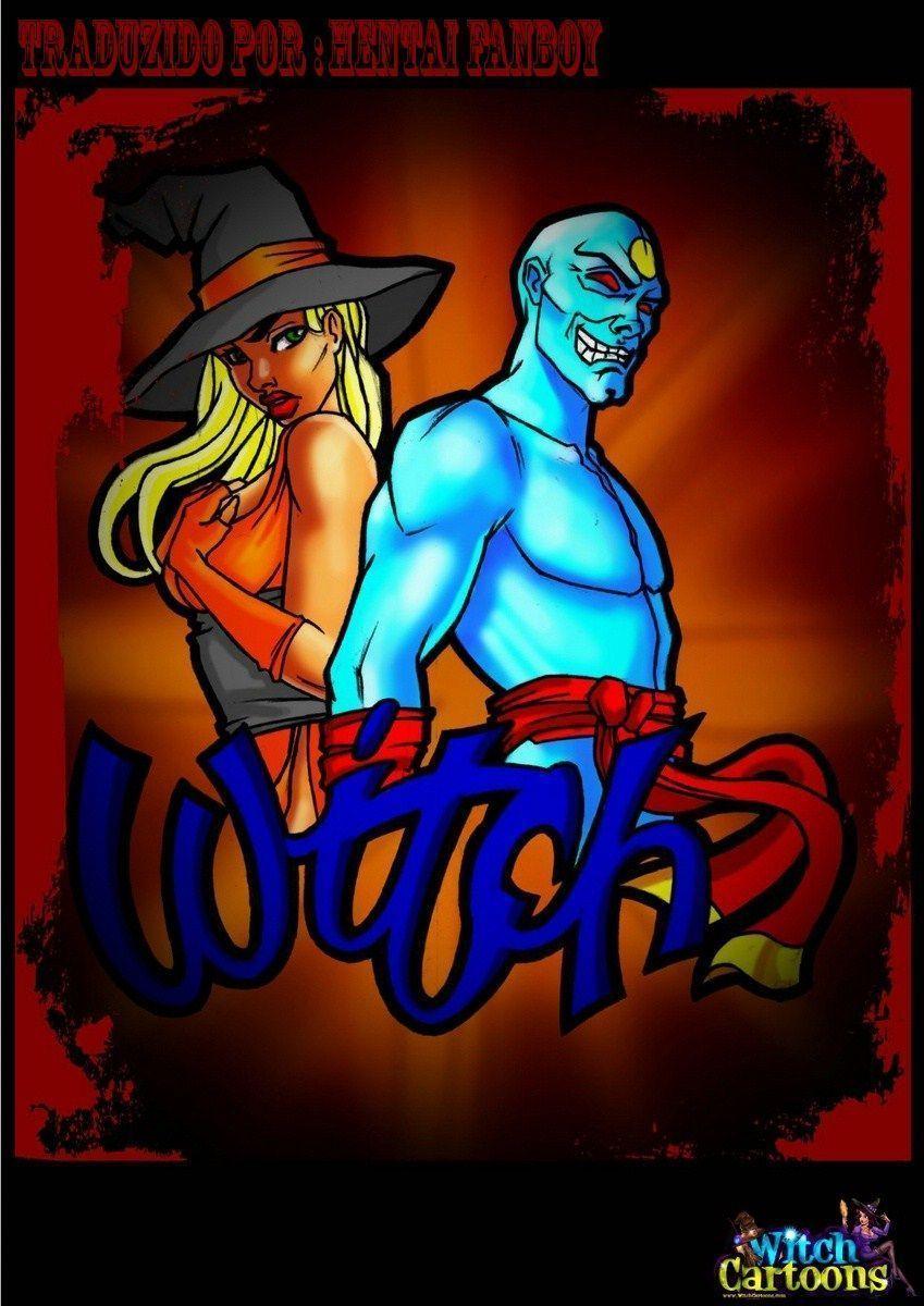 Witchcartoon