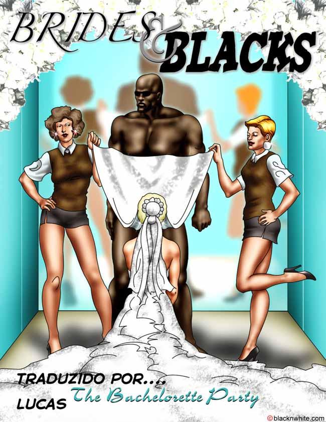 Brides e black #1 – Interracial