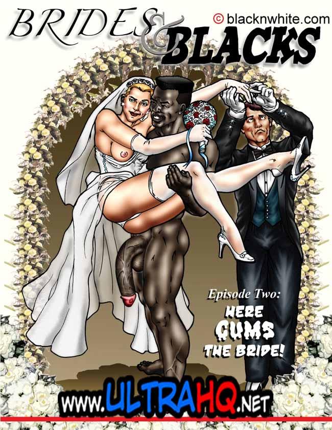 Brides e black #2 – Interracial