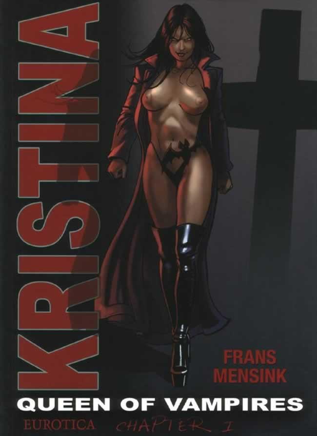 Kristina a rainha dos vampiros #1
