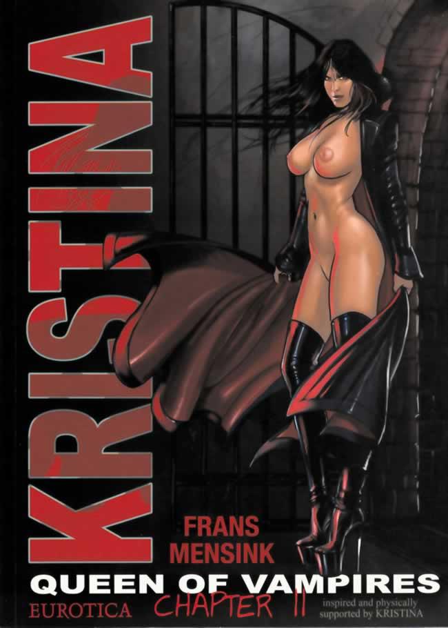 Kristina a rainha dos vampiros #2