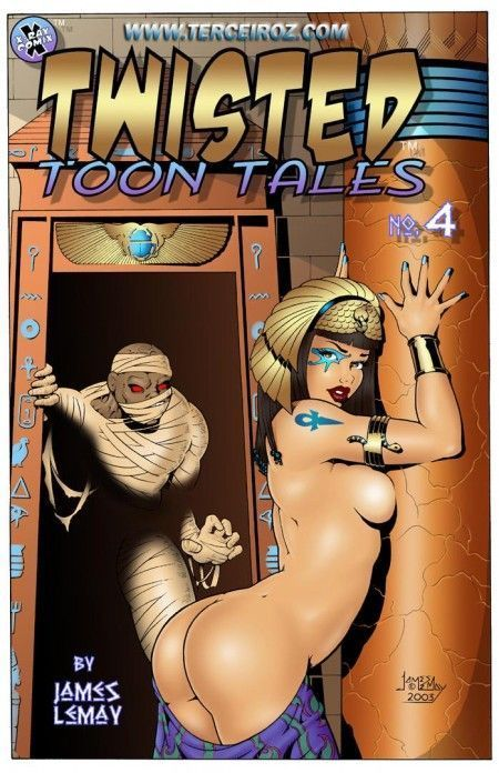 Twisted toon tales #4