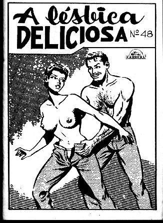 A Lesbica Deliciosa – Quadrinho Porno
