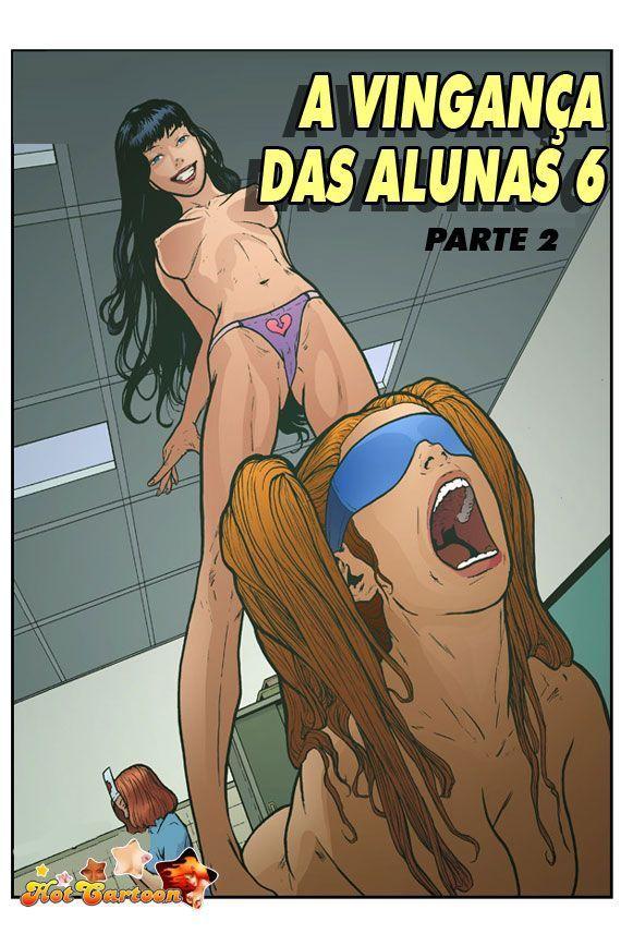 A Vingança das Alunas 7 – Quadrinho Porno