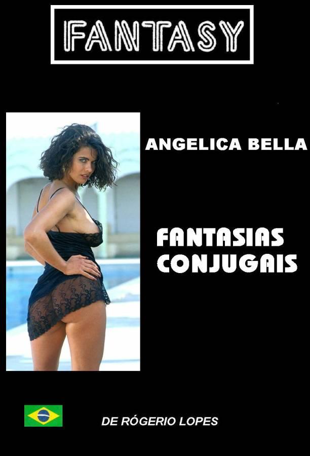 Angelica Bella – Quadrinho Porno