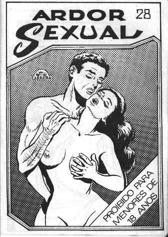Ardor Sexual – Quadrinho Porno
