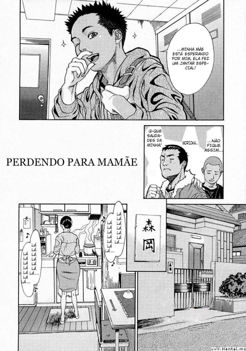 Perdendo para Mamae – Hentai Incesto
