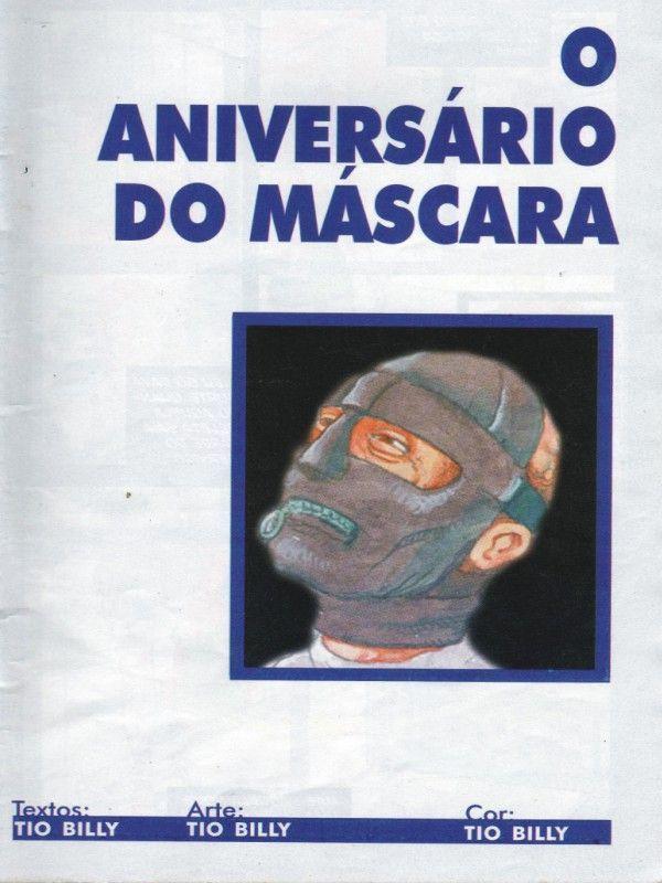 Aniversário do Mascara