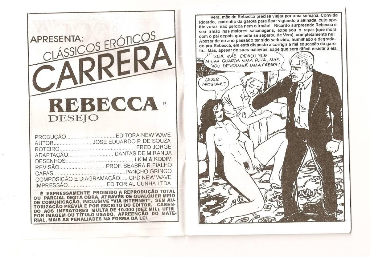 Desejo Rebecca