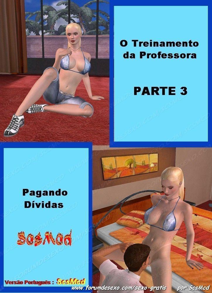 Treinamento da professora 3