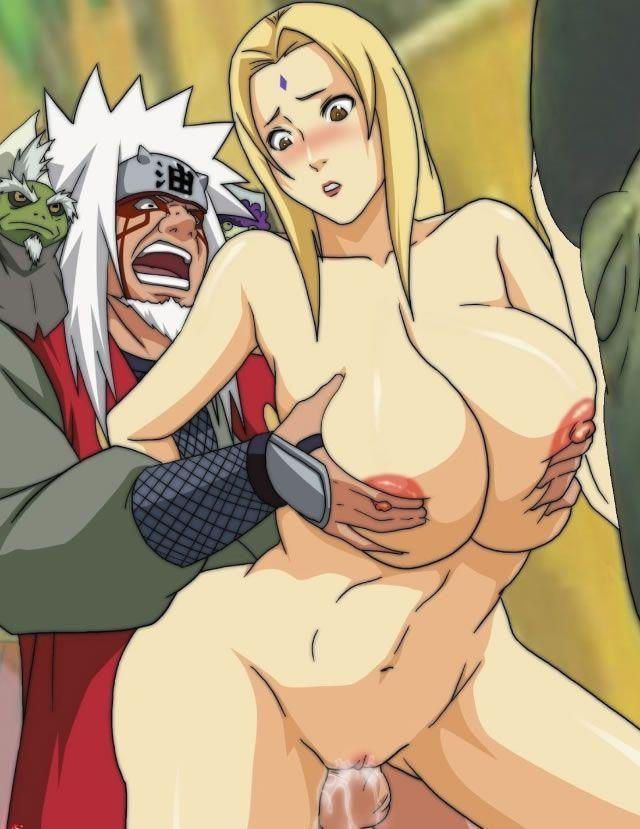 Naruto e tsunade hentai selection