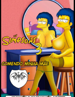 O porno dos simpsons parte 3