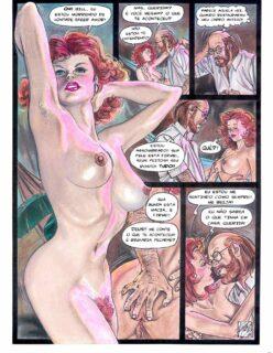 Sesumi – quadrinhos eroticos